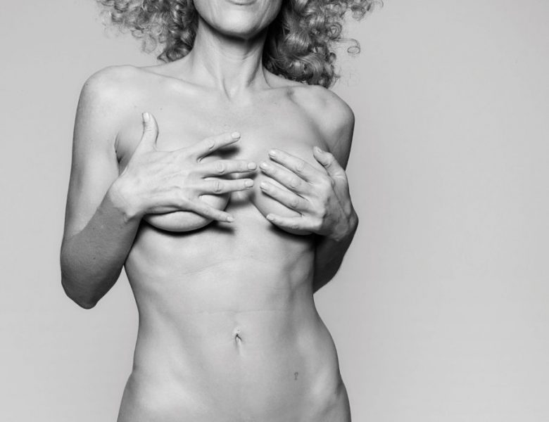 Naked Gillian Anderson Pictures – PETA Campaign (5 High-Res Photos)
