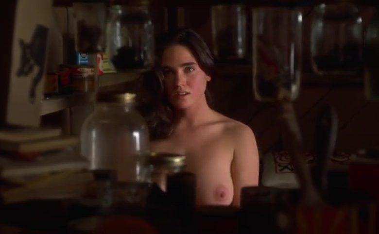 All the Hottest Jennifer Connelly Naked Scenes (Compilation Video)