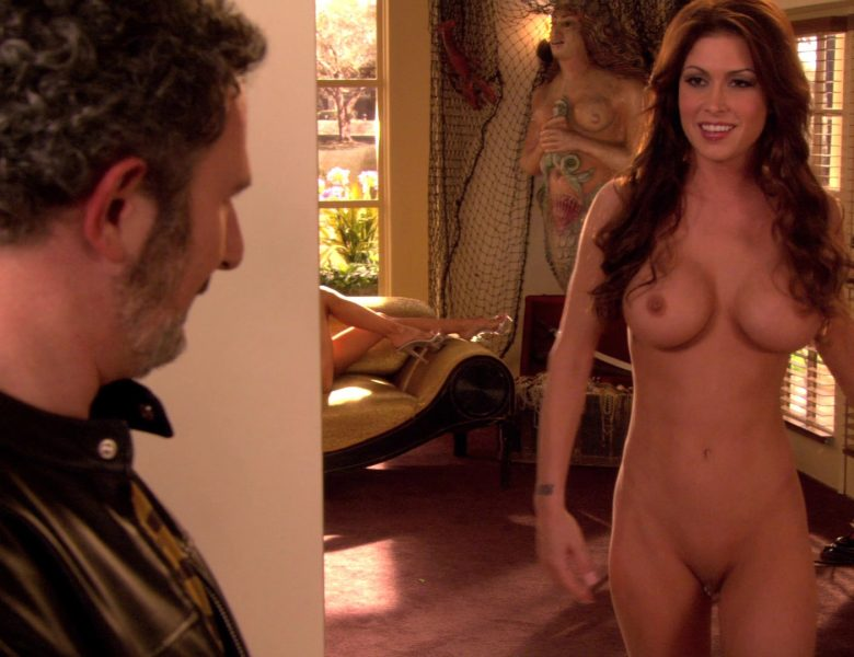 Sexy Screencaps Focusing on Mary-Louise Parker and Other Hotties