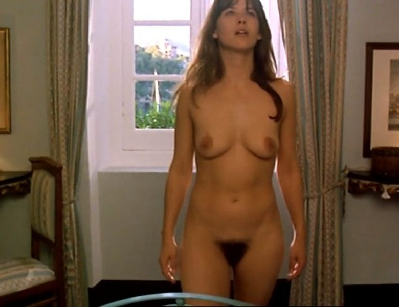 Vintage Celebrity Porn: Sophie Marceau Showing Her Young Nude Body