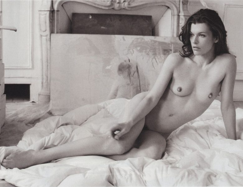 The Single Hottest Milla Jovovich Photoshoot to Date