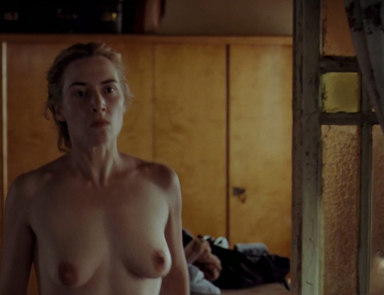 Blond-Haired Seductress Kate Winslet Fucks Her Student, Shows Her Hot Tits