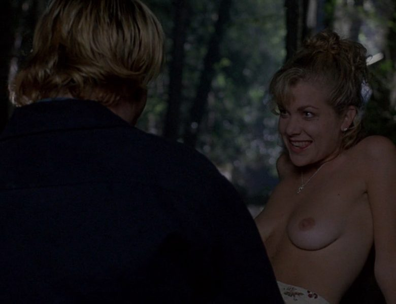 Topless Hilary Swank Riding a Monster's Monster Cock (Topless Screencaps)