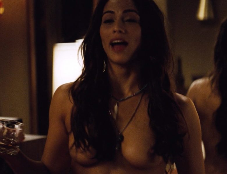 Topless Paula Patton Is About to Bounce Up and Down on Her Favorite BBC