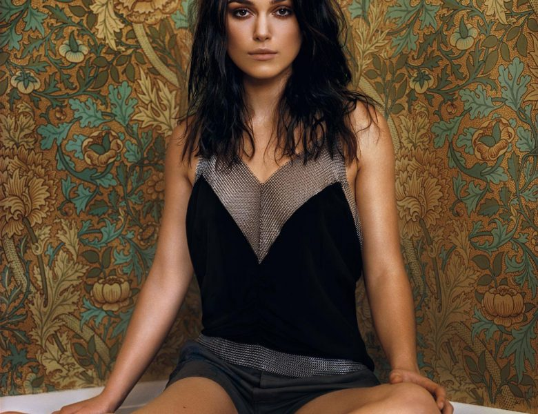 Collection of Sexy Keira Knightley Pictures from Different Photoshoots