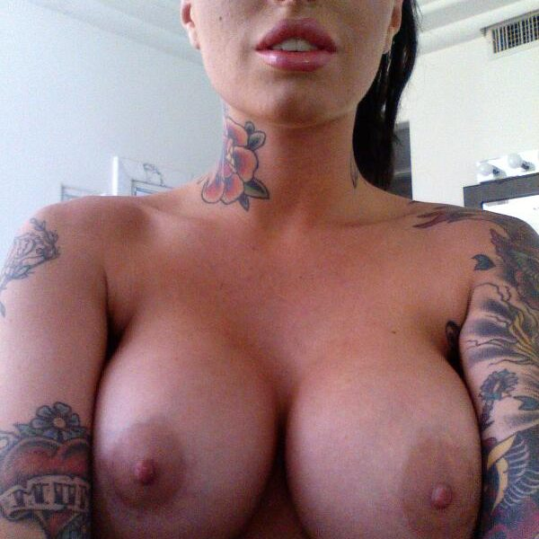 Yet Another Huge Porn Gallery Focusing On Christy Mack and Her Big Fake Boobies