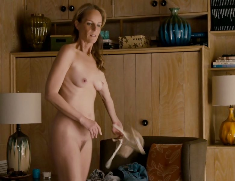 Nude Helen Hunt Showing Her Bush and Mature Bobos While Playing a Sex Surrogate