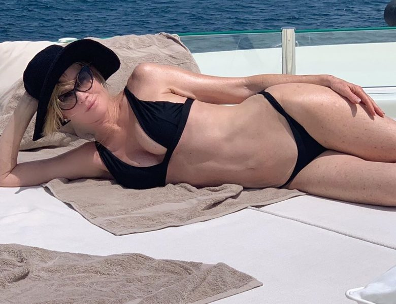 Melanie Griffith Showing Her Bikini Body in a Surprisingly Hot Gallery