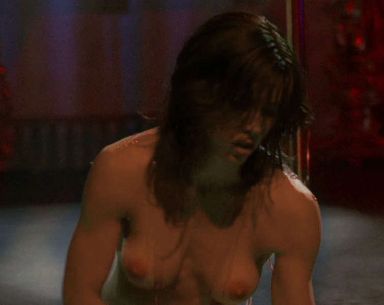 Topless Screencaps of Jessica Biel's Perfectly Fit Body