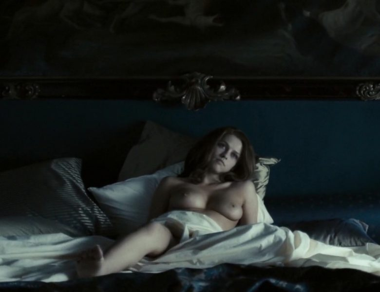 Lean Actress Teresa Palmer Displaying Her Bare Butt and Beautiful Boobs Too